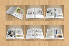 This Brochure Template For Photography Business That Can Be Used