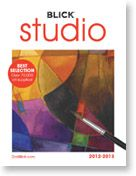 a Free Dick Blick Catalog awesome prices for art supplies