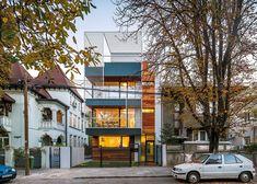Cele mai cool Locuințe colective din România. Partea a 2-a. - Designist