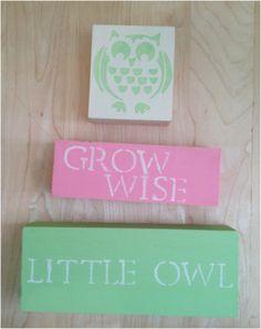 Owl room