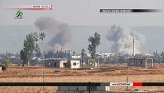 Conflito na Síria se espalha, mais de 200 mortos. Um grupo de direitos humanos relata que o retorno dos combates na Síria já matou mais de 200 pessoas