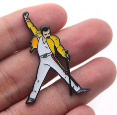 Excited to share the latest addition to my shop: Queen Freddie Mercury Enamel Pin / Legendary Music Pins / High Quality Custom Enamel Pins / Mercury Pin / LGBTQ Pin metalpins Jacket Pins, Queen Freddie Mercury, Cool Pins, Metal Pins, Pin And Patches, Pin Badges, Lapel Pins, Rock Music, Pin Collection