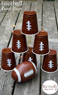 El día de hoy quiero compartirte una temática para fiestas infantiles  ideales para niños de football b47e49c78ec