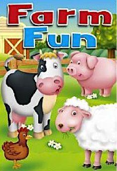 FREE Kids e-Book: Farm Fun {by Peter Lawson}