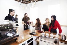 Tandem Coffee Roasters - Patryce Bak Photography