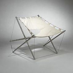 J. H. Varichon, Lounge Chair, 1969.