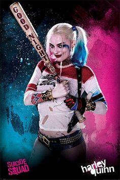 Harley Quinn Suicide Squad | Suicide Squad images Suicide Squad - Harley Quinn Poster wallpaper and ...