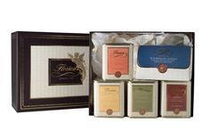 Florian special flavoured teas set Special and exclusive tea frangrances created for the Caffè Florian. This set includes 4 tins 100 gr each.  VENEZIA 1720 TEA VENEZIA TRIONFANTE TEA ROSA VENEXIANA TEA MOSAICO VENEZIANO TEA DARJEELING TEA