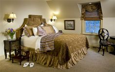 Manor Suite - The Inn at Bowman's Hill – New Hope, PA