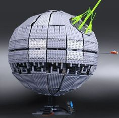 New Star Wars Death Star II Compatible With Lego 10143 Sealed FREE P