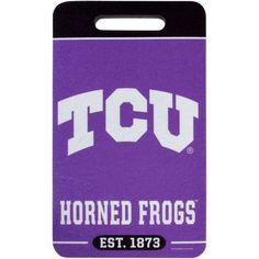 TCU Horned Frogs WinCraft 10 x 17 Stadium Seat Cushion