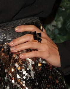 Kourtney Kardashian Cocktail Ring - Kourtney Kardashian Jewelry Looks - StyleBistro