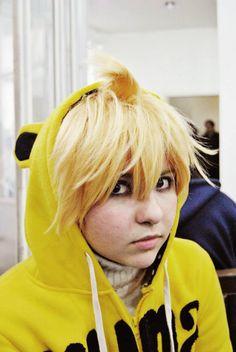 Len- Vocaloid!  (  SOOOOOOO  GAY ) Anime Buzz  2013