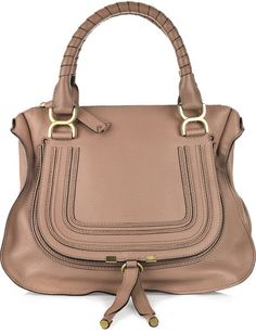 The new addition.....The Chloe Marcie bag