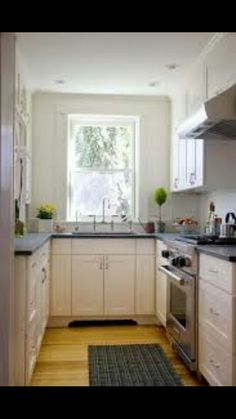 U Shaped Small Kitchen Design 19 practical u-shaped kitchen designs for small spaces | narrow