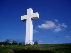 The Cross Of Christ At Jumonville | visitPA