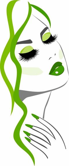 Nails gel and lashes Green Day, Go Green, Green Colors, Bd Pop Art, Arte Popular, World Of Color, Color Stories, Pantone Color, Shades Of Green