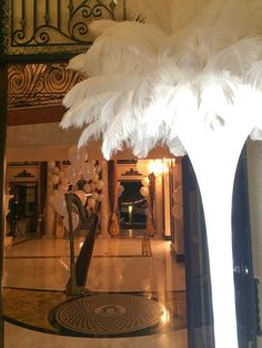 The Great Gatsby party decoration