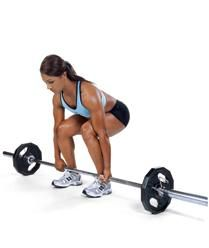 The deadlift isn't just for strongmen—this move will hit your lower body and then some. Here, a step-by-step guide to help you maximize it's benefits. #strong #fitness #deadlift #totalbody