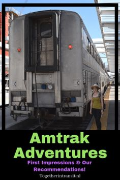 Travelling with the Amtrak was the perfect combination on our 2 week US road trip. Here's our impressions and why you should book it too! Usa Travel Guide, Travel Advice, Travel Guides, Travel Tips, Travel Destinations, Travel Stuff, Travel Hacks, Train Travel, Solo Travel