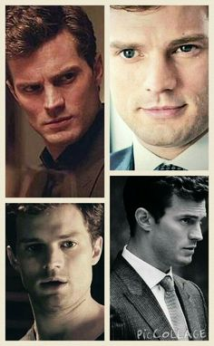 Christian Grey | Jamie Dornan