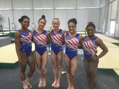 To say we are excited about watching Team USA compete in gymnastics at the Rio Olympics would be the understatement of the century. Team Usa Gymnastics, Gymnastics Images, Gymnastics Quotes, Artistic Gymnastics, Olympic Gymnastics, Gymnastics Leotards, Gymnastics Stuff, Gymnastics Hair, Cheerleading Quotes
