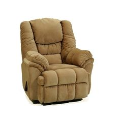 Franklin Furniture   Taylor Power Recline Rocker Recliner In Brown Sugar    6774 28
