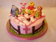 WINNIE THE POOH PICNIC - Cake by Grace's Party Cakes