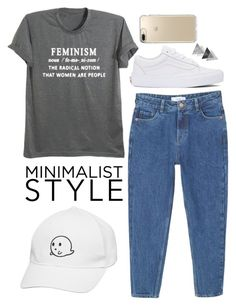 """minimalist style"" by smelnikovas ❤ liked on Polyvore featuring MANGO, Vans and Speck"