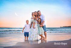 A sneak peek of a sunset family beach portrait session at Bonnet Shores! Sunset Family Photos, Family Beach Session, Family Beach Portraits, Family Beach Pictures, Family Photo Sessions, Beach Photos, Family Pics, Beach Sessions, Summer Photos