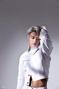 SHINee @GQ Korea (Setembro) - Minho