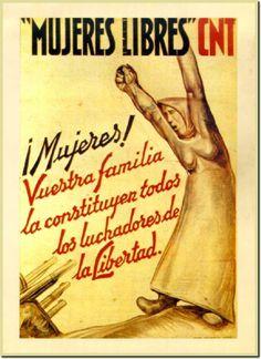 Mujeres libres !