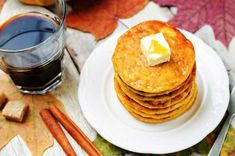 Easy Fluffy Pumpkin Pancakes You know I love baking and cooking with pumpkin too EASY FLUFFY Pumpkin Pancakes recipe! These delicious extra fluffy pancakes made from s Pumpkin Pancakes Easy, Pumpkin Breakfast, Frozen Pumpkin, Canned Pumpkin, Buttermilk Pancakes, Fluffy Pancakes, Baking With Kids, Perfect Breakfast, Pumpkin Recipes