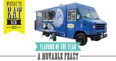 Where to Eat Now the 10 top food trucks in the GTA A Food, Good Food, Toronto Life, Mini Foods, New Trucks, Gta, Street Food, Recreational Vehicles, Great Recipes