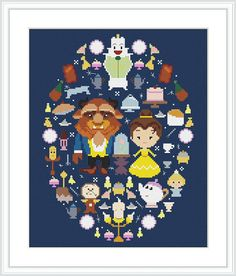 This is an Instant Download PDF Cross Stitch Pattern. *** SALE*** * Buy ANY 2 patterns and get 1 FREE* * Buy ANY 3 patterns and get 2 FREE* * Buy ANY 4 patterns and get 3 FREE* *(Only READY patterns) *If you have any problems or need help, please contact me!