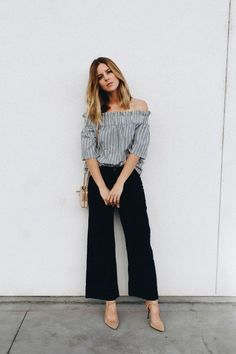 The 10 Best Blogger Outfits From This Week