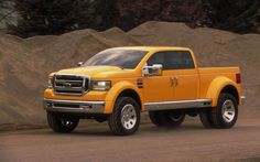 Ford Tonka Truck Concept #mhford