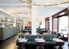 Vernieuwd Bozarcafé brengt ode aan Horta - De Standaard…