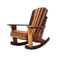 Beau Adirondack Rocker Chair