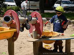 3+1 szuper vizes játszótér, hogy átvészeljétek a hőséget Budapest, Fire