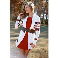 Moving Right Along Cardigan  - $50.00 I Love this whole outfit!! To Cute!!!
