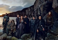 Photos: The Game of Thrones Cast Photographed by Annie Leibovitz | Vanity Fair