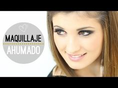▶ Maquillaje de ojos ahumado | Smokey eyes - YouTube