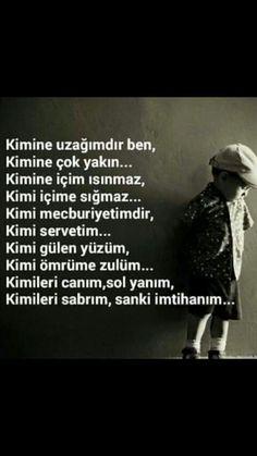 Sen benim gülen yüzüm,yakınım Canımın en derinindesin Lets Do It, Let It Be, Love Words, Karma, Poems, Humor, Sayings, Quotes, Turkish Language