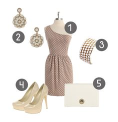 The perfect wedding guest ensemble.