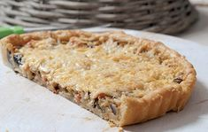 undefined Gf Recipes, Greek Recipes, Cooking Recipes, Cooking Time, Savory Tart, Happy Foods, Food Science, Mini Foods, Vegan Sweets