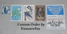 Reserved Custom Order for Melissa .. Unused Vintage by TreasureFox