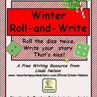 Here's a roll-and-write activity that will keep your first through fourth graders creating new stories all through the December holidays! It will b...
