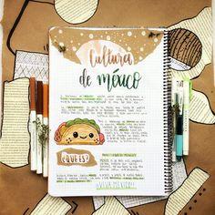 Bullet Journal Notes, Bullet Journal School, Bullet Journal Ideas Pages, Art Journal Pages, Cute Notes, Pretty Notes, College Notes, School Notes, Doodles