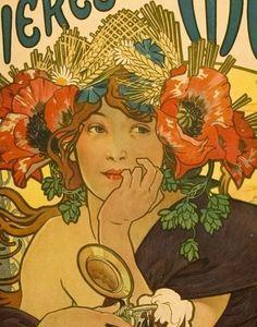 Art Nouveau/Art Deco Wallpaper on Pinterest   Art Nouveau Wallpaper, Art Nouveau and Art Nouveau Pattern